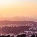 Evening San Francisco Hills